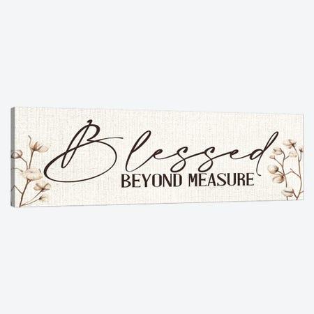 Beyond Measure Canvas Print #KAL384} by Kimberly Allen Canvas Wall Art
