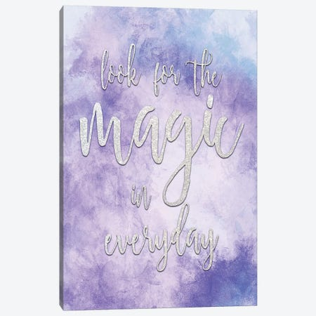 Look for the Magic Canvas Print #KAL429} by Kimberly Allen Canvas Wall Art