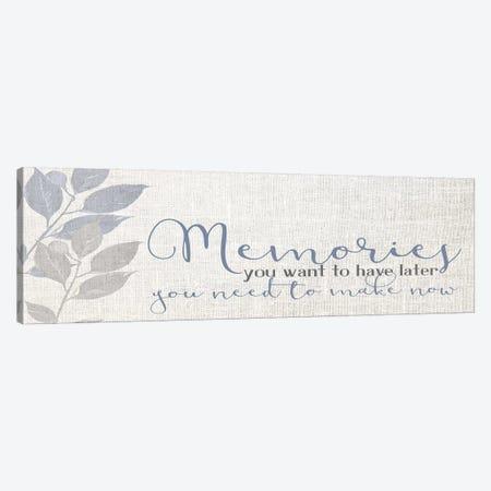 Memories IV Canvas Print #KAL435} by Kimberly Allen Canvas Artwork