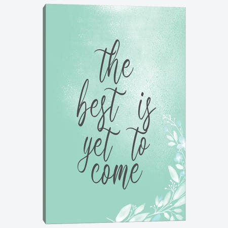 The Best Canvas Print #KAL459} by Kimberly Allen Canvas Print
