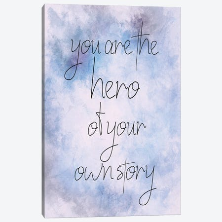 The Hero Canvas Print #KAL460} by Kimberly Allen Canvas Wall Art