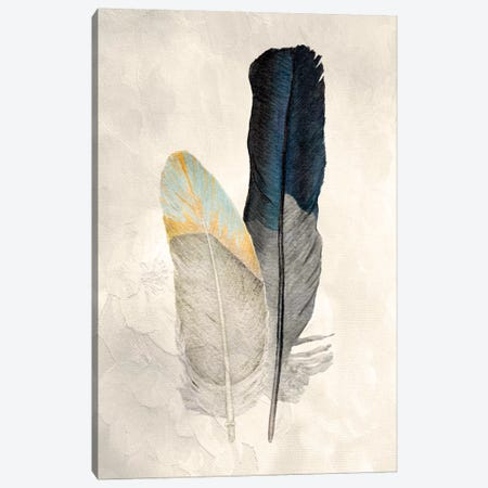 Two of a Kind I Canvas Print #KAL468} by Kimberly Allen Canvas Art