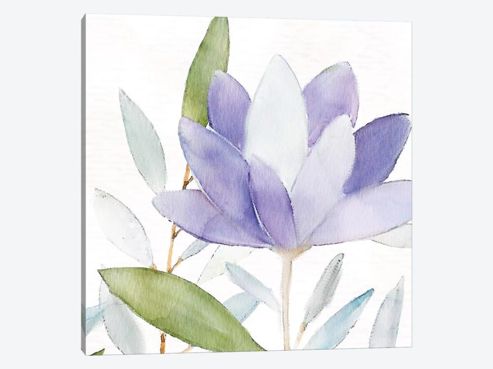 Purple Spring II by Kimberly Allen 1-piece Canvas Art Print