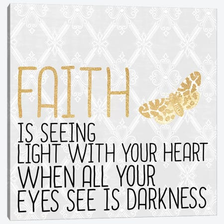Faith Canvas Print #KAL486} by Kimberly Allen Art Print