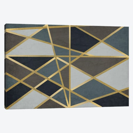 Maze Canvas Print #KAL538} by Kimberly Allen Canvas Art