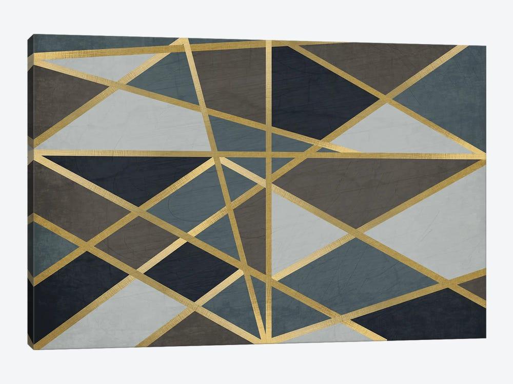 Maze by Kimberly Allen 1-piece Canvas Art