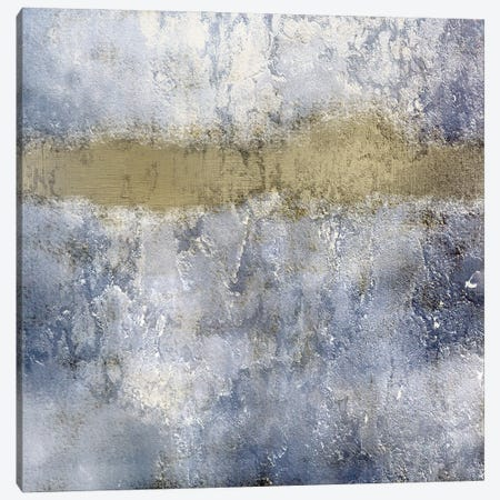 Stream Canvas Print #KAL548} by Kimberly Allen Canvas Print