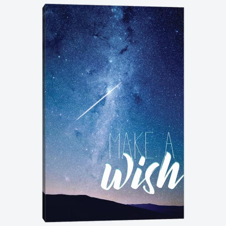Make a Wish Canvas Print #KAL54} by Kimberly Allen Canvas Print