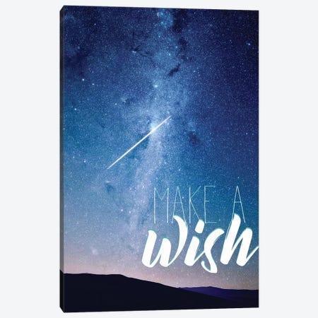Make a Wish Canvas Print #KAL54} by Kimberly Allen Canvas Print