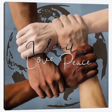 Unity II Canvas Print #KAL621} by Kimberly Allen Canvas Wall Art