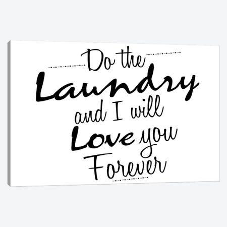 Do It Canvas Print #KAL626} by Kimberly Allen Canvas Print