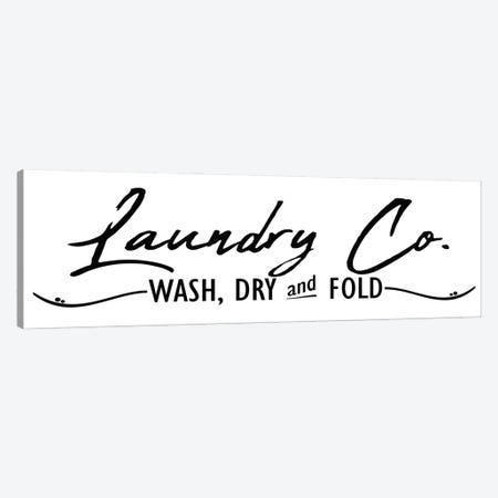 Laundry Co. Canvas Print #KAL632} by Kimberly Allen Art Print