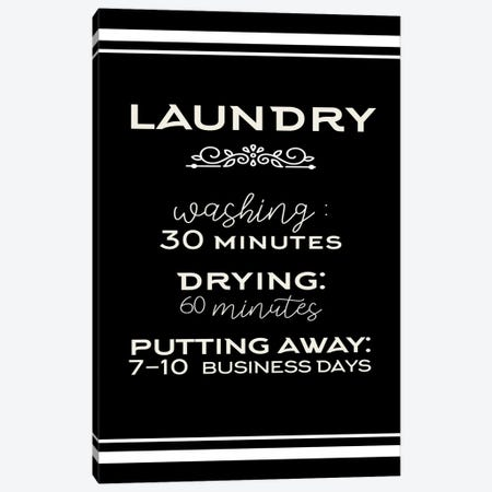 Laundry Days Canvas Print #KAL633} by Kimberly Allen Canvas Print