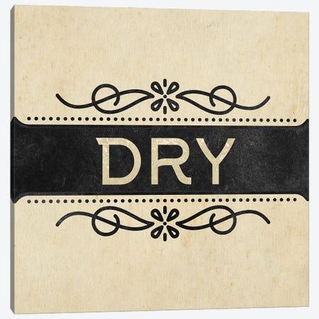 Wash Dry Fold II Canvas Print #KAL658} by Kimberly Allen Canvas Art Print