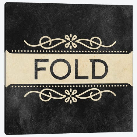 Wash Dry Fold III Canvas Print #KAL660} by Kimberly Allen Canvas Artwork