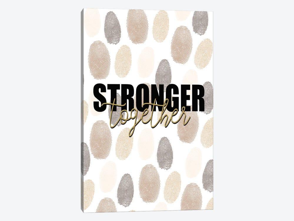 Stronger by Kimberly Allen 1-piece Canvas Art Print