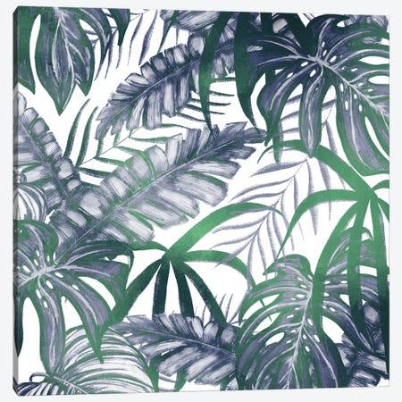 Blue Green I Canvas Print #KAL680} by Kimberly Allen Canvas Art