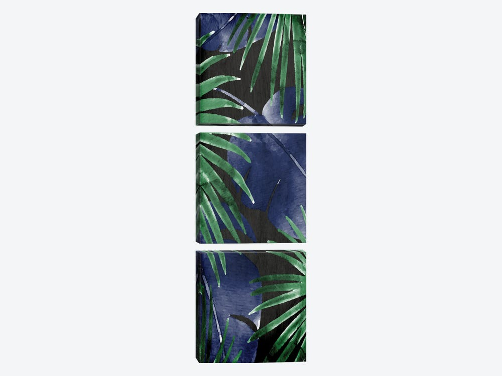In The Jungle III by Kimberly Allen 3-piece Canvas Art
