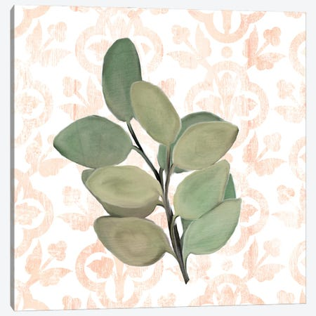 Pattern Branch I Canvas Print #KAL708} by Kimberly Allen Canvas Print