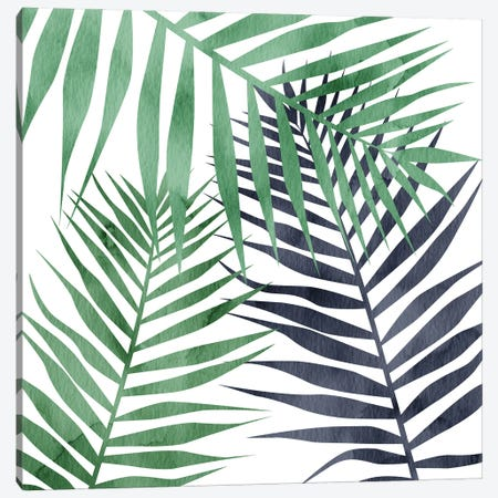 Shades I Canvas Print #KAL709} by Kimberly Allen Art Print
