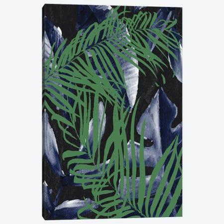 Tropic Palms II Canvas Print #KAL717} by Kimberly Allen Canvas Art Print