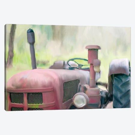 Better On The Farm I Canvas Print #KAL77} by Kimberly Allen Art Print