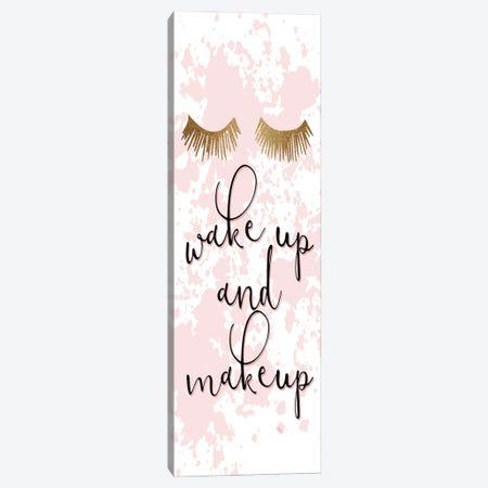 Make UP Canvas Print #KAL848} by Kimberly Allen Canvas Wall Art