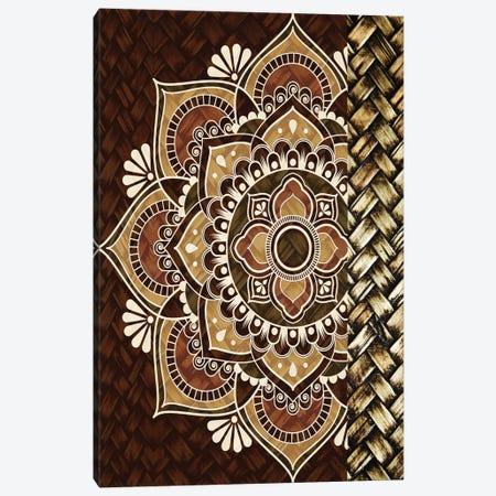 Mandala Weave II Canvas Print #KAL852} by Kimberly Allen Canvas Print