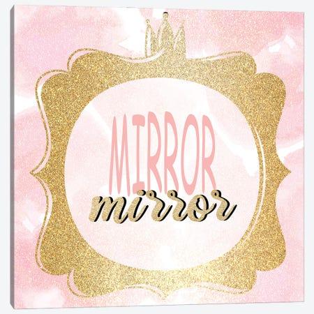 Mirror Mirror II Canvas Print #KAL865} by Kimberly Allen Canvas Print