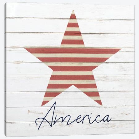 God Bless America III Canvas Print #KAL88} by Kimberly Allen Canvas Art Print