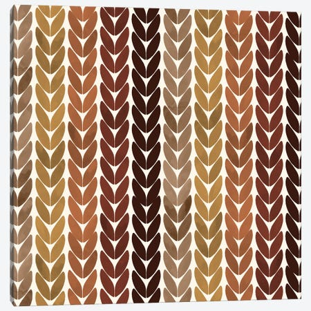 Pattern B Canvas Print #KAL900} by Kimberly Allen Canvas Print