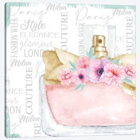 Perfume VI Canvas Print #KAL906} by Kimberly Allen Canvas Artwork