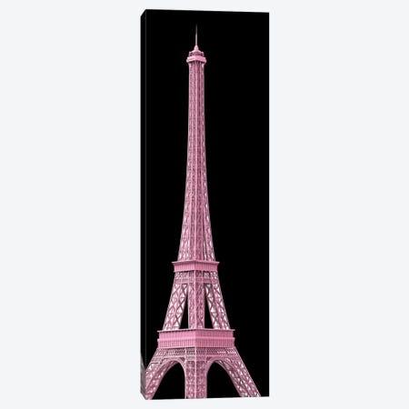 Pink Paris I Canvas Print #KAL908} by Kimberly Allen Art Print