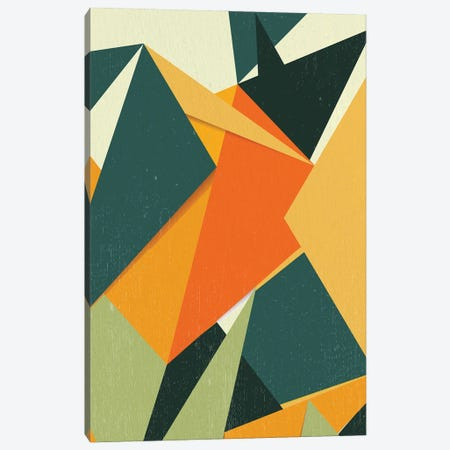 Angles II Canvas Print #KAL963} by Kimberly Allen Canvas Print