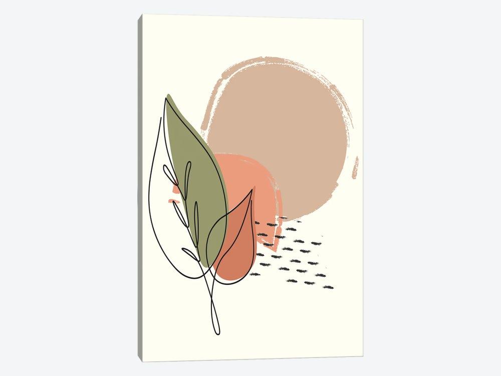 Elements II by Kimberly Allen 1-piece Canvas Art Print