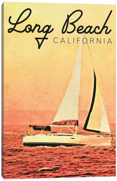Long Beach, California Canvas Art Print