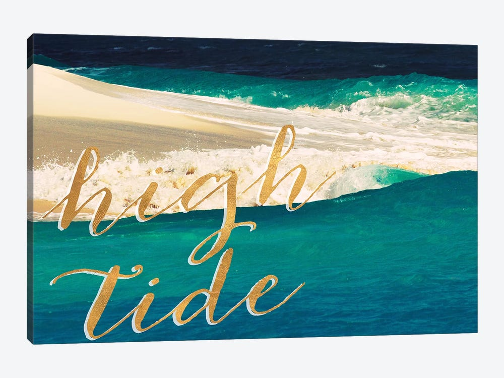 High Waves I by Kathy Mansfield 1-piece Canvas Art