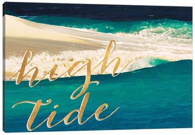 High Waves I Canvas Art Print