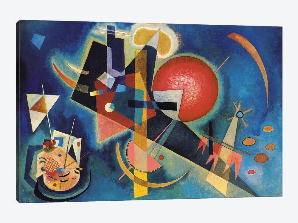 Im Blau by Wassily Kandinsky 1-piece Art Print