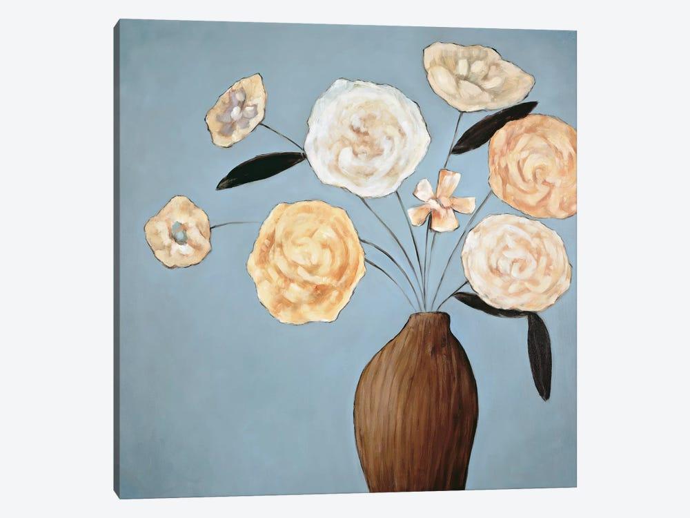 Flourish II by Katy Olsen 1-piece Canvas Art