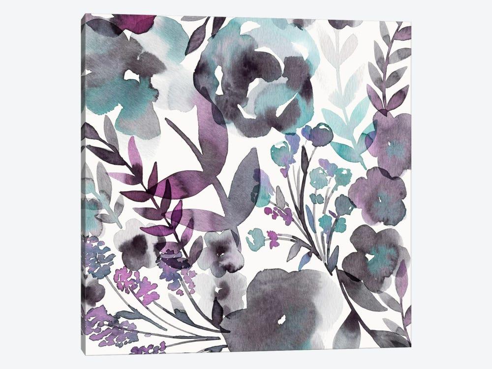 Blooming Plum Garden III by Diane Kappa 1-piece Canvas Wall Art