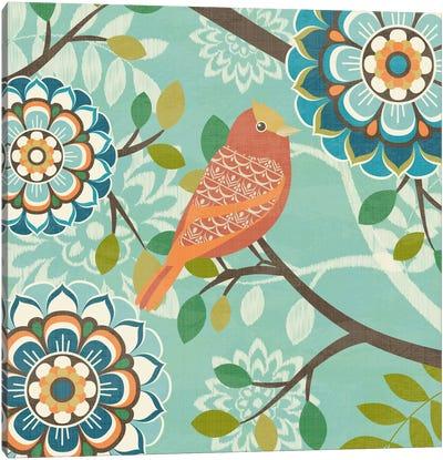 Flock Together III Canvas Art Print