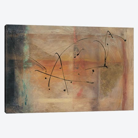 Cross Road I Canvas Print #KAR1} by Kati Roberts Canvas Artwork