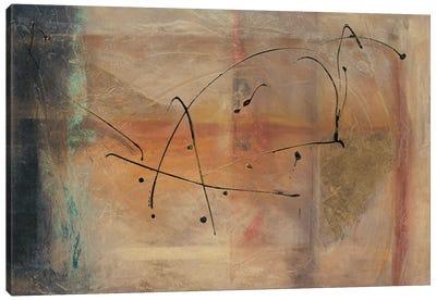 Cross Road I Canvas Art Print
