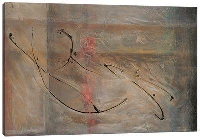 Cross Road II Canvas Art Print