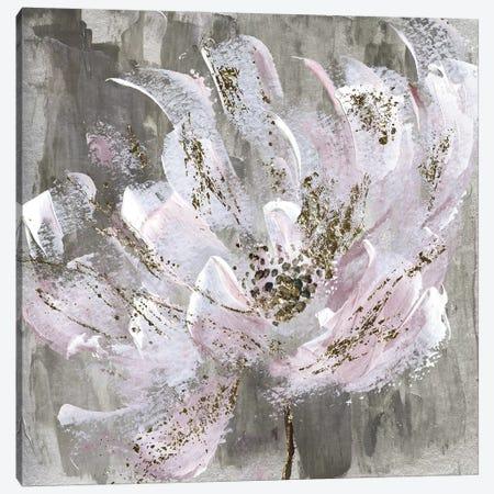 Blushy And Splashy Canvas Print #KAT24} by Katrina Craven Canvas Art