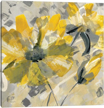 Buttercup I Canvas Art Print