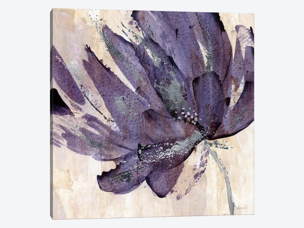 Purple Jewel by Katrina Craven 1-piece Canvas Wall Art