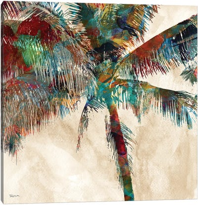 Tropical Punch III Canvas Art Print