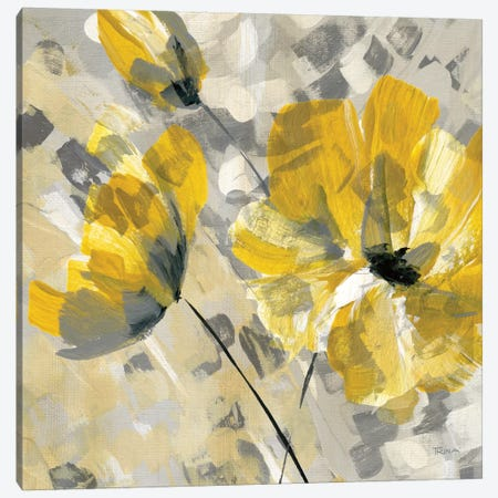 Buttercup II Canvas Print #KAT4} by Katrina Craven Canvas Print